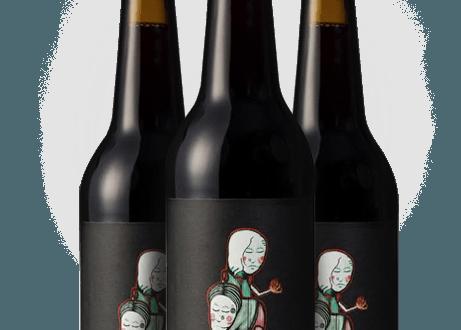 Doss Blockos Dark Lager - Bottleshot