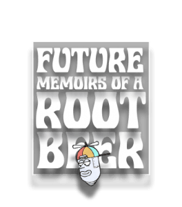 Future Memoirs of a Root Beer - Logo
