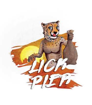 Lick Pier Logo
