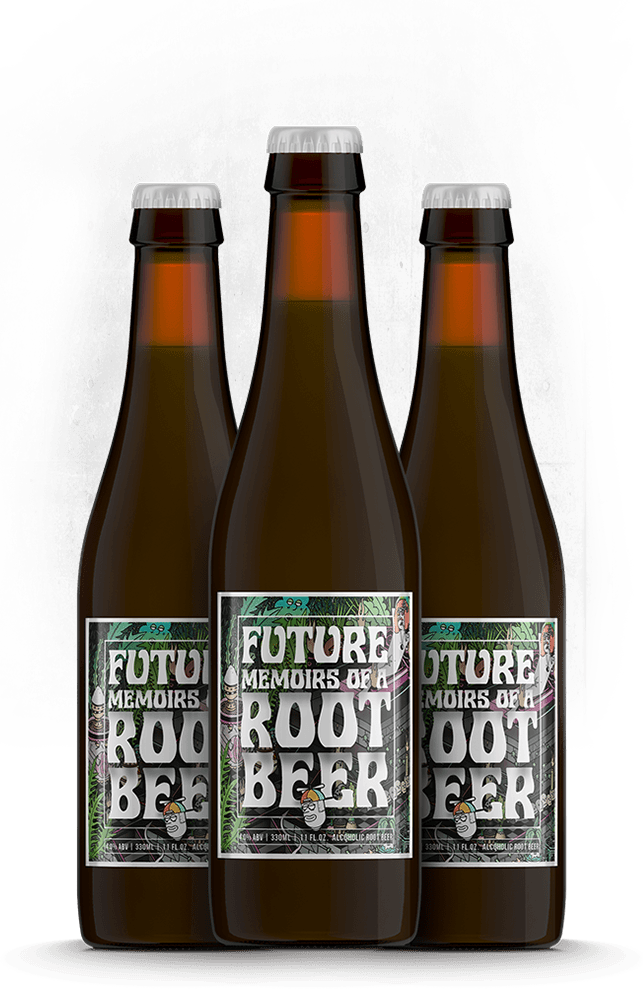Future Memoirs Of A Root Beer - Bottleshot